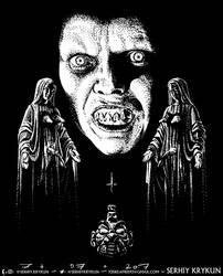 The Exorcist by SergiyKrykun