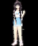 [Diabolik Lovers OC] Mari Matsumoto Sprite