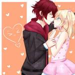 [AT] Ayato x Lara [Diabolik Lovers OC]