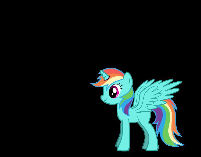 Mlp Rainbow Dash Alicorn Alicorn rainbow dash byMlp Alicorn Rainbow Dash