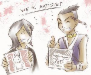 Avatar - Bleach - We r Artistz by sora-ko
