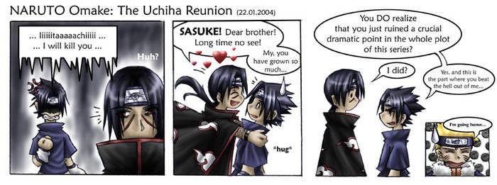 Naruto - The Uchiha Reunion
