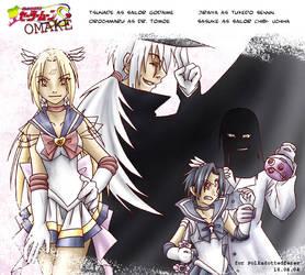 Naruto - Sailormoon Omake by sora-ko