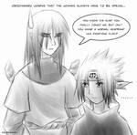 Naruto - Sasuke van Beethoven