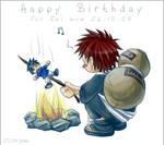 Naruto - Happy Birthday Zel