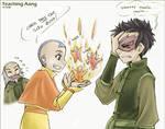 Avatar - Teaching Aang
