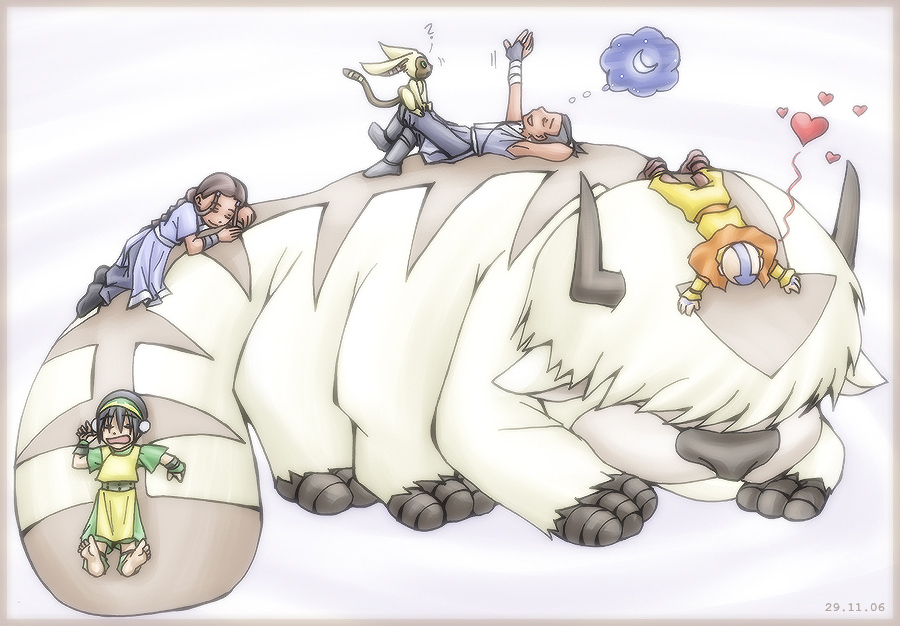 Avatar - Good Night by sora-ko