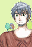 ROTG: Easter Bunny (Personification)