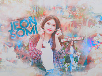 Jeon Somi Blend by MeridaErva
