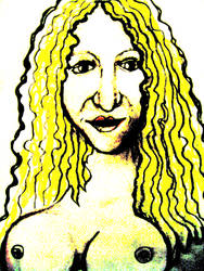 Que Linda Venus Argentina by MushroomBrain