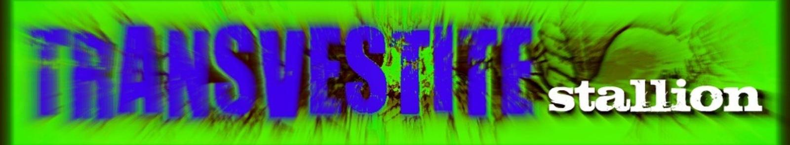 New TRANSVESTITEstallion Logo by MushroomBrain