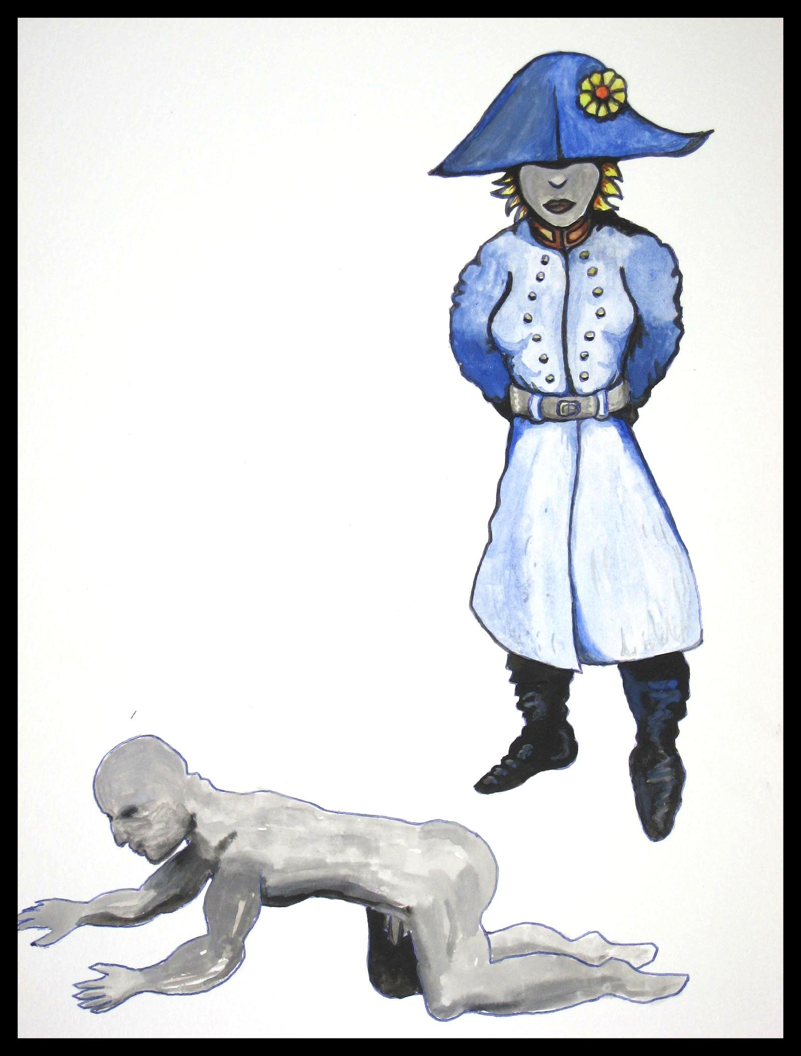 Dominant MegaloManiac Napoleonic Rellationship by ...