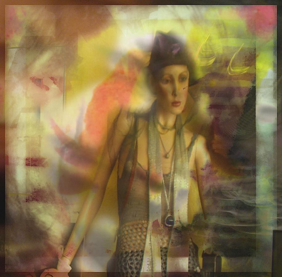 Femme fatal Musique Du Concrete by MushroomBrain