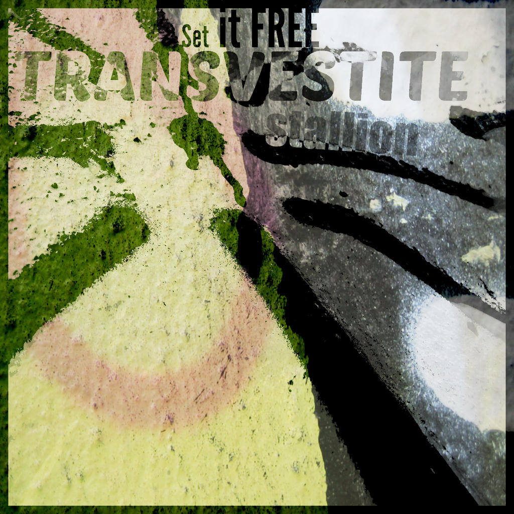 Set it FREE Experimental Music cover design by MushroomBrain
