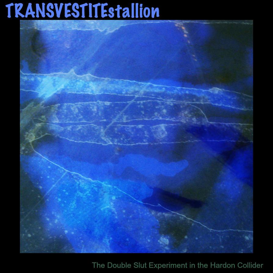 Design for TRANSVESTITEstallion Noise Anti-music by MushroomBrain