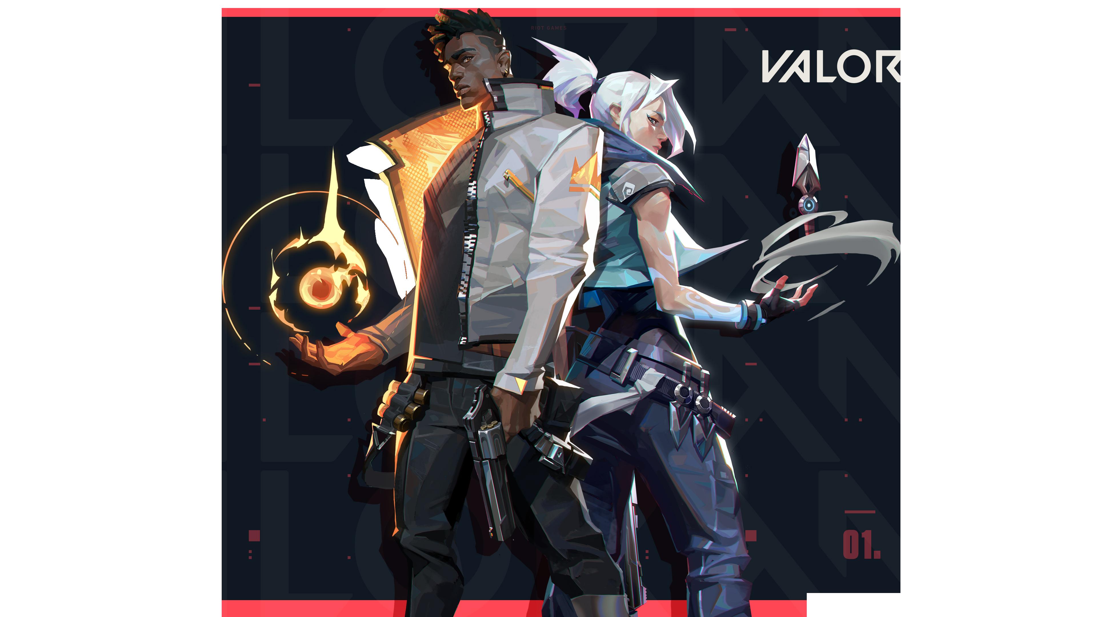 Phoenix and Jett Render by SkadiDesigns on DeviantArt