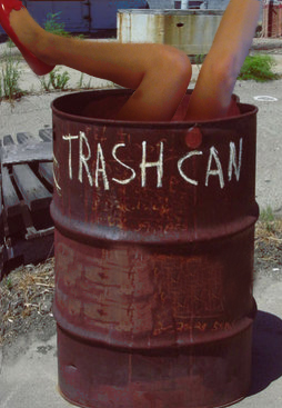 Trashcan Pixie 2 By LoloTehWormie On DeviantArt