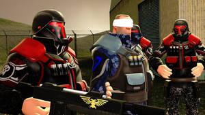 (Venom vs Skull Empire) Prisoner of war