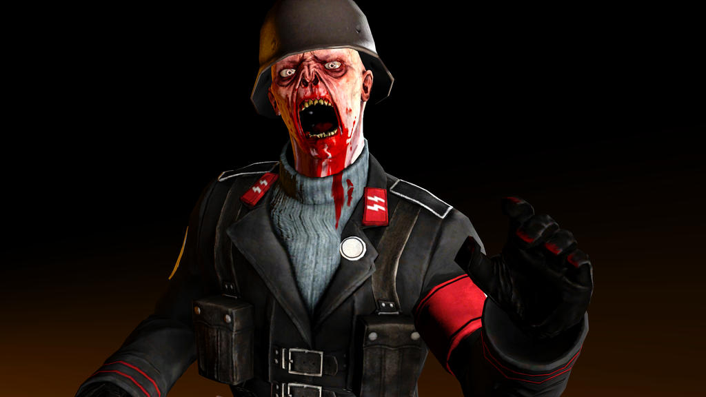 Killing floor 2: Nazi Clot by TheImperialCombine