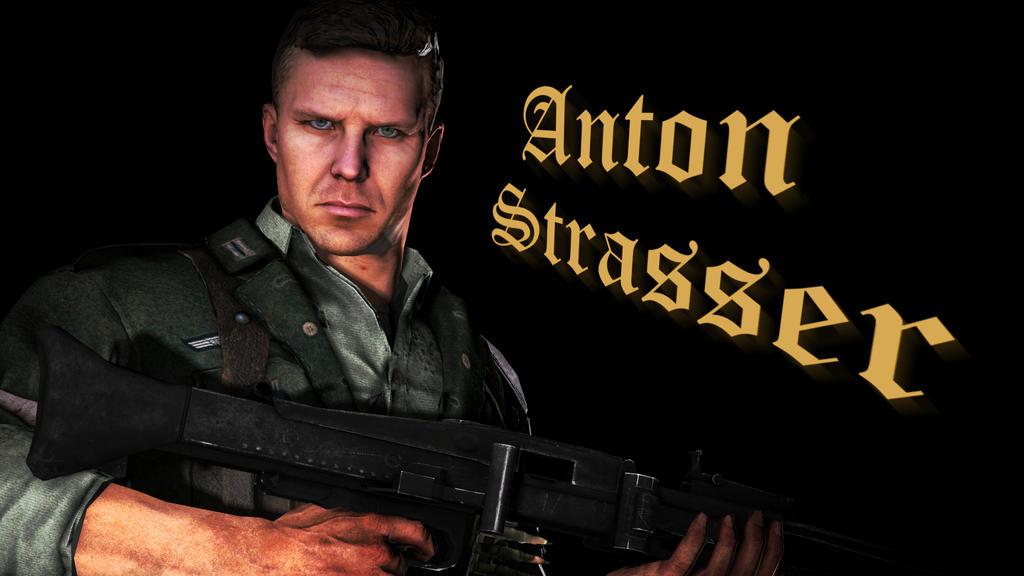 (SFM + Killing floor 2) Anton Strasser by TheImperialCombine