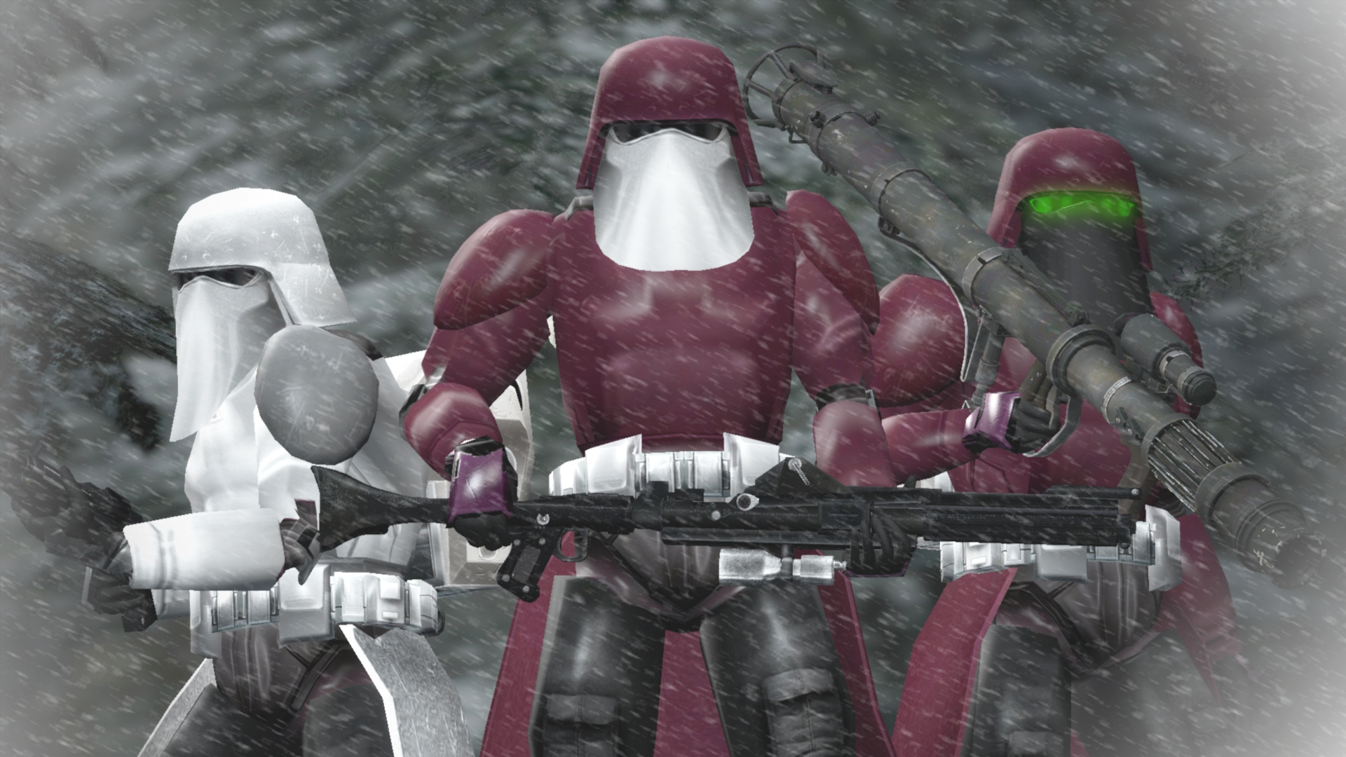 Star Wars The Galactic Marines By Theimperialcombine On Deviantart
