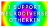 Support Neurodiverse Otherkin