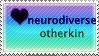 heart neurodiverse otherkin