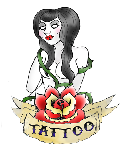 tattoo design for woman