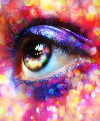 eye love christmas by thevoiceofheart