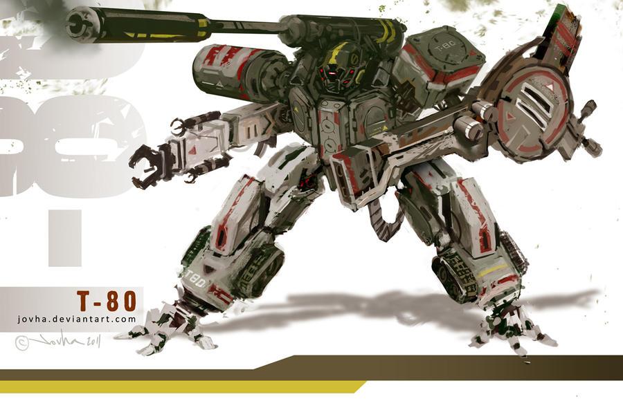 T-80 by Jovha
