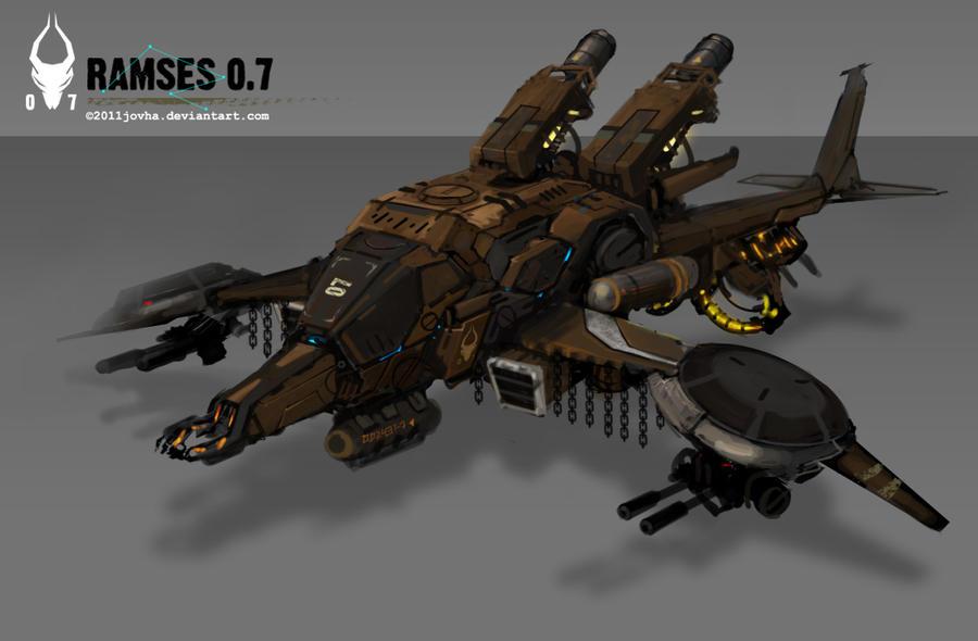Ramses 07 by Jovha