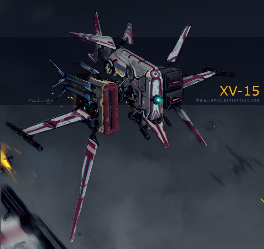 XV-15 by Jovha