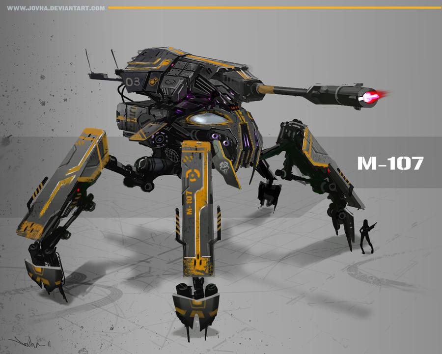 M-107 by Jovha