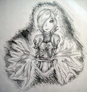 Fiona sketch