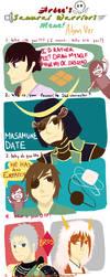 Samurai Warriors Meme by Mushroom-soul