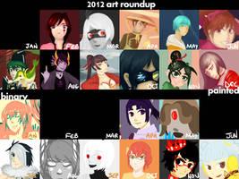 Art Summary 2012