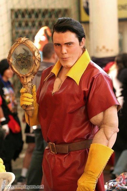 I'm Gaston by Gabriel-Hyoga