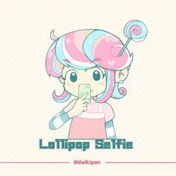 Lollipop Selfie by dwikipan