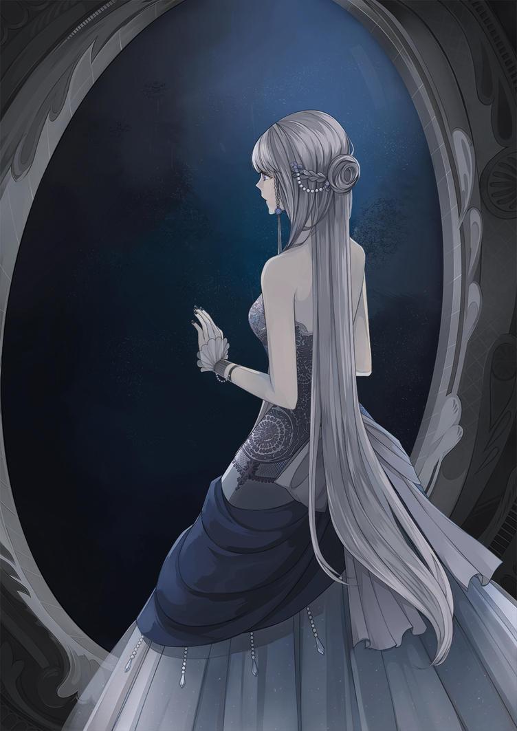 Dreaming in Silence by BlackBunii
