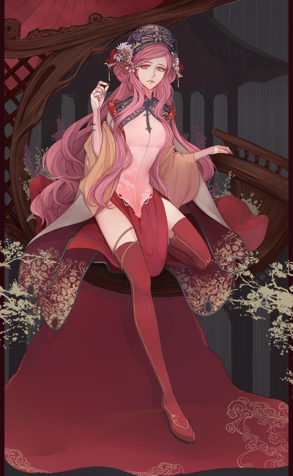 Royal Seer : Fu An by BlackBunii