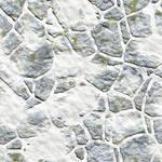 Snowy Flagstones