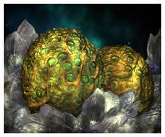 Dragon Eggs by Sharandra