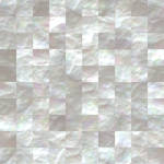 Mother of Pearl Mosaic by Sharandra