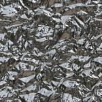 Crumpled Tinfoil