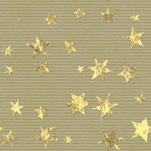 Gold Starred Paper