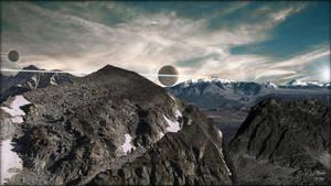 Frozen Planet 5 by MichaelAtman