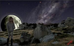 Casper Bluffs 2 by MichaelAtman