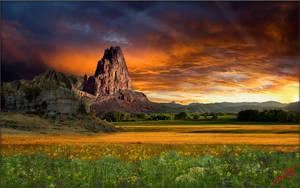 Spirit Mountain Sunset by MichaelAtman