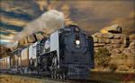 Vedauwoo Locomotive 2