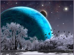 Winter Planet